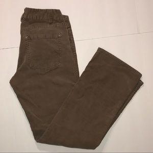J. Crew Corduroy pants 4P
